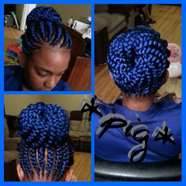 Braids for Black Women hairstyleforblackwomen.net 2665