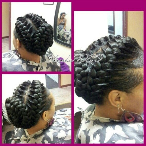 Braids for Black Women hairstyleforblackwomen.net 2667