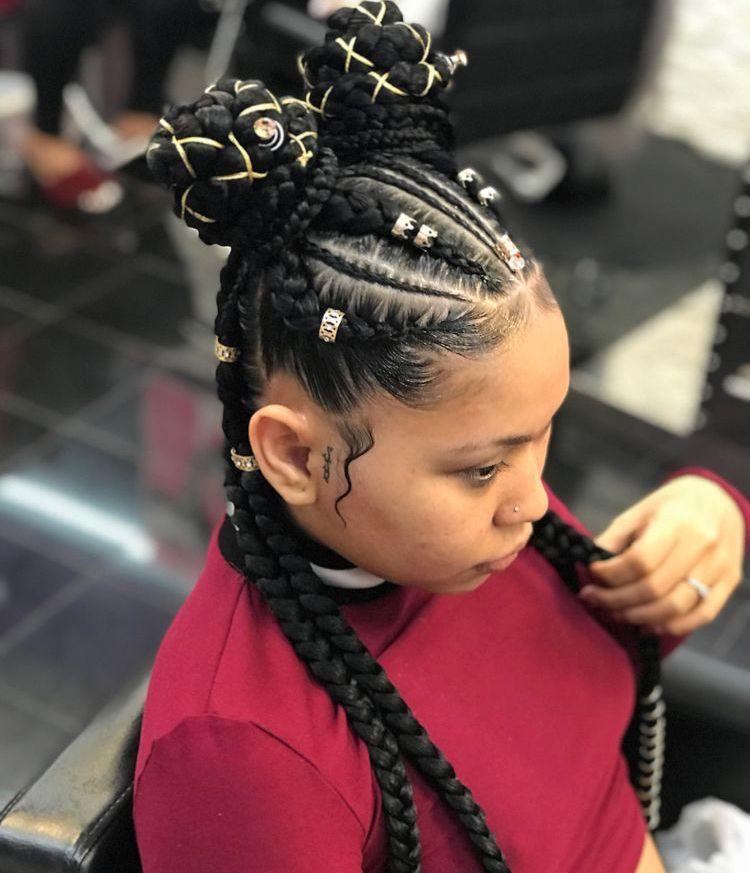Braids for Black Women hairstyleforblackwomen.net 2733