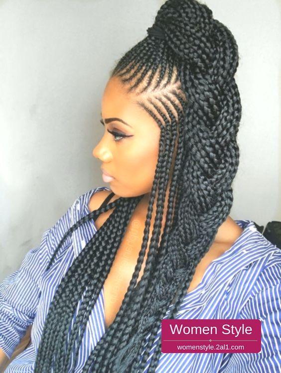 Braids for Black Women hairstyleforblackwomen.net 2741