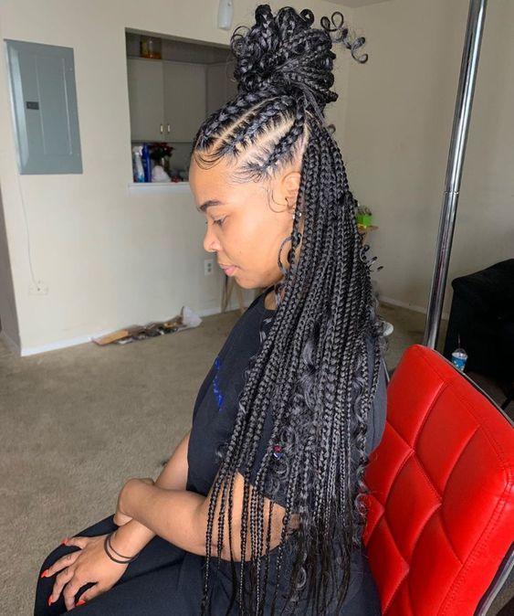 Braids for Black Women hairstyleforblackwomen.net 2840
