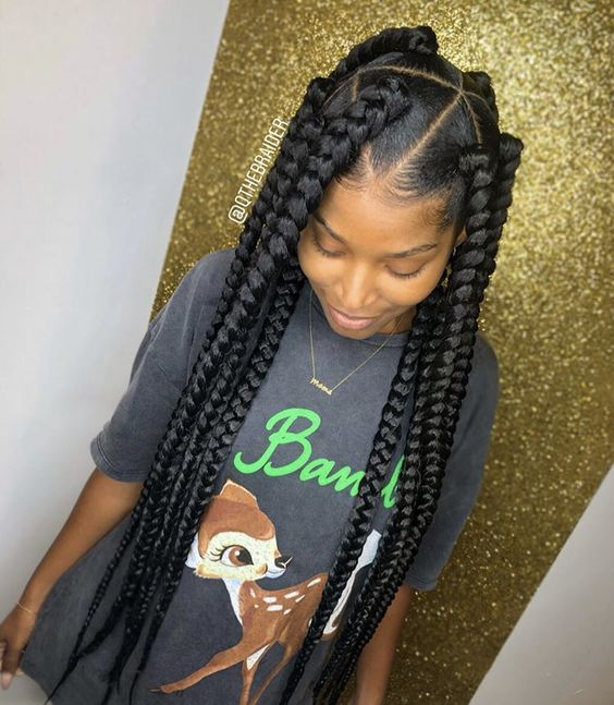 Braids for Black Women hairstyleforblackwomen.net 2887