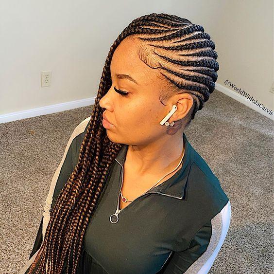 Braids for Black Women hairstyleforblackwomen.net 3232