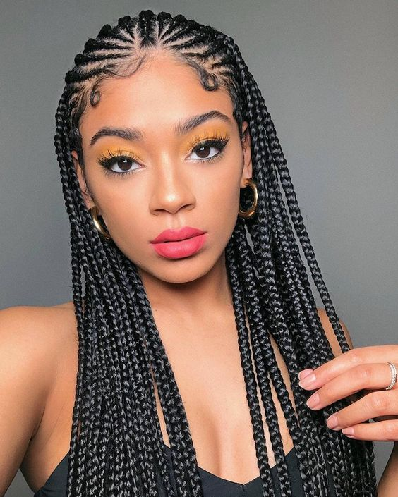 Braids for Black Women hairstyleforblackwomen.net 389