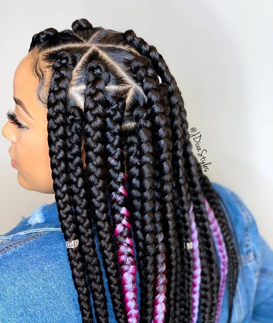 Braids for Black Women hairstyleforblackwomen.net 633