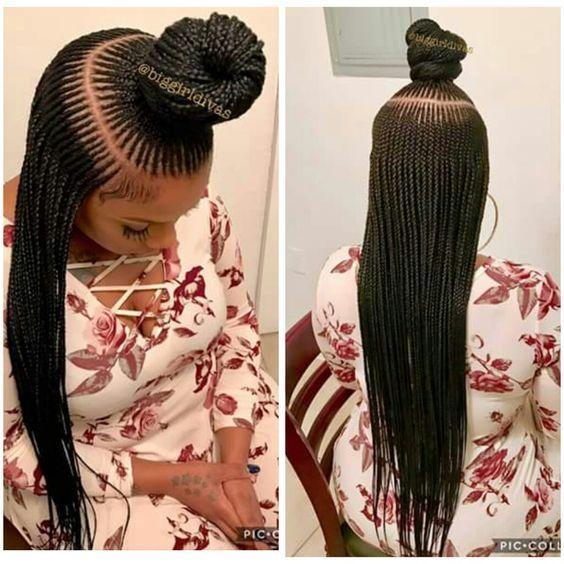 Braids for Black Women hairstyleforblackwomen.net 828