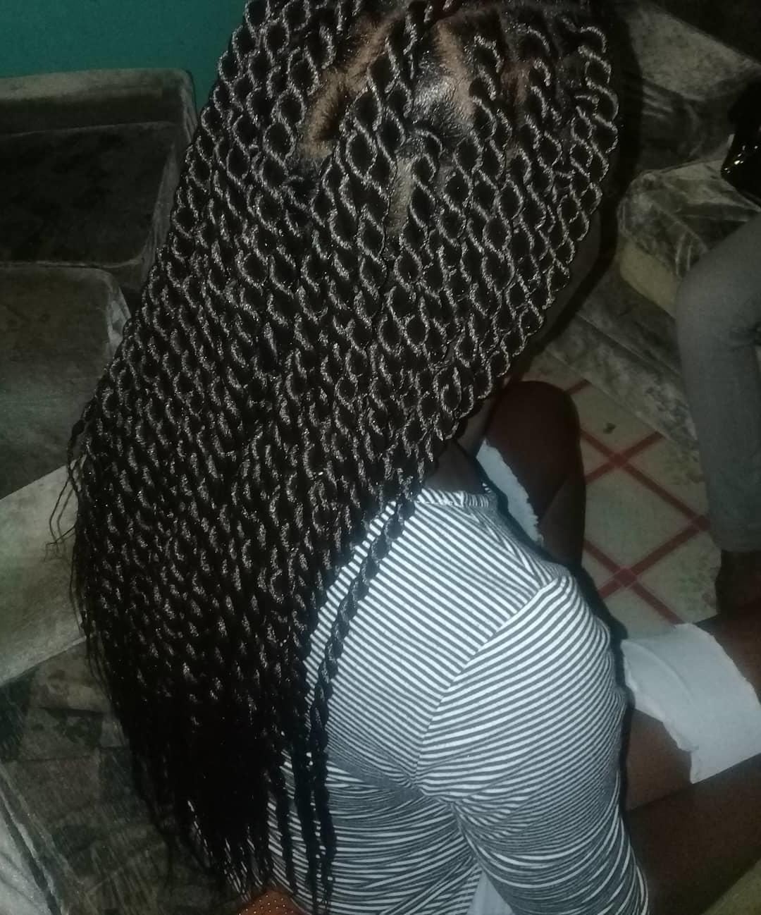 Classy Cornrows Braids for Black Women hairstyleforblackwomen.net 10