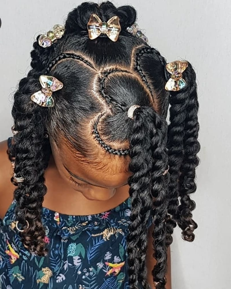 Classy Cornrows Braids for Black Women hairstyleforblackwomen.net 14