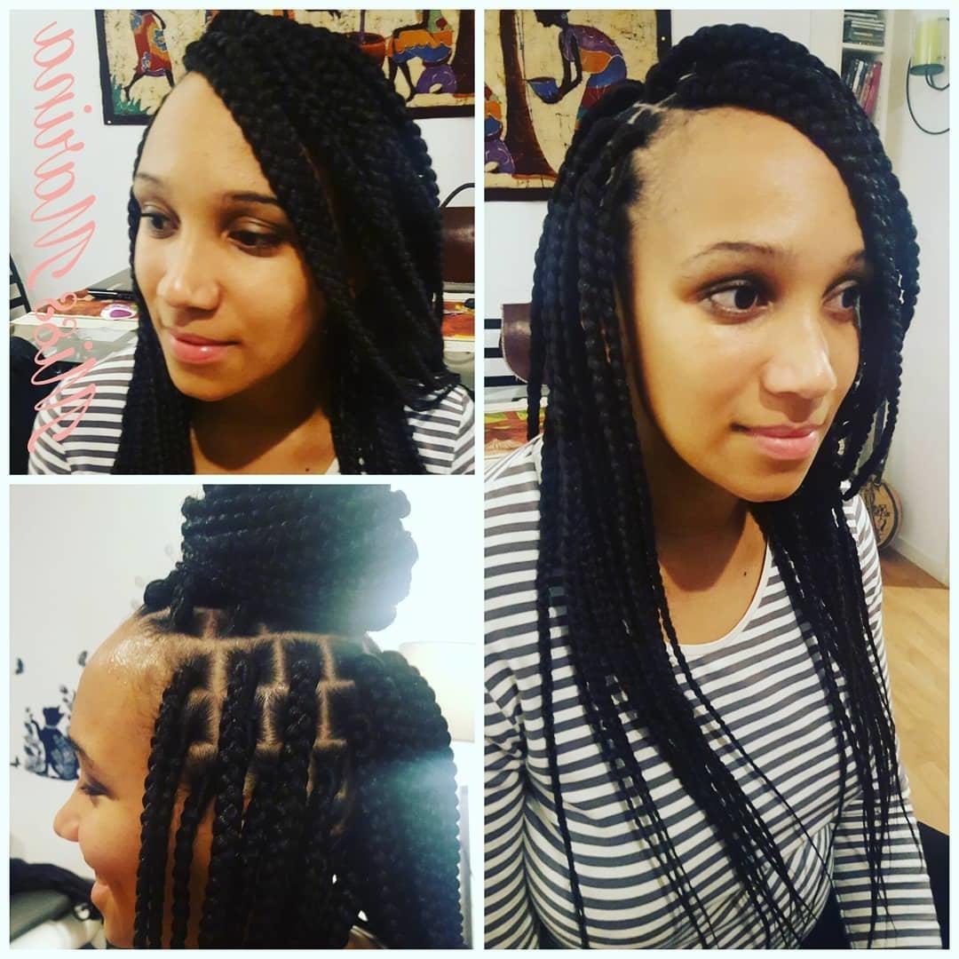 Classy Cornrows Braids for Black Women hairstyleforblackwomen.net 15