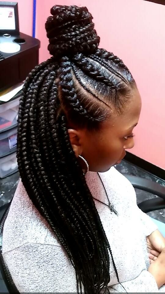Latest Ghana Weaving hairstyleforblackwomen.net 103