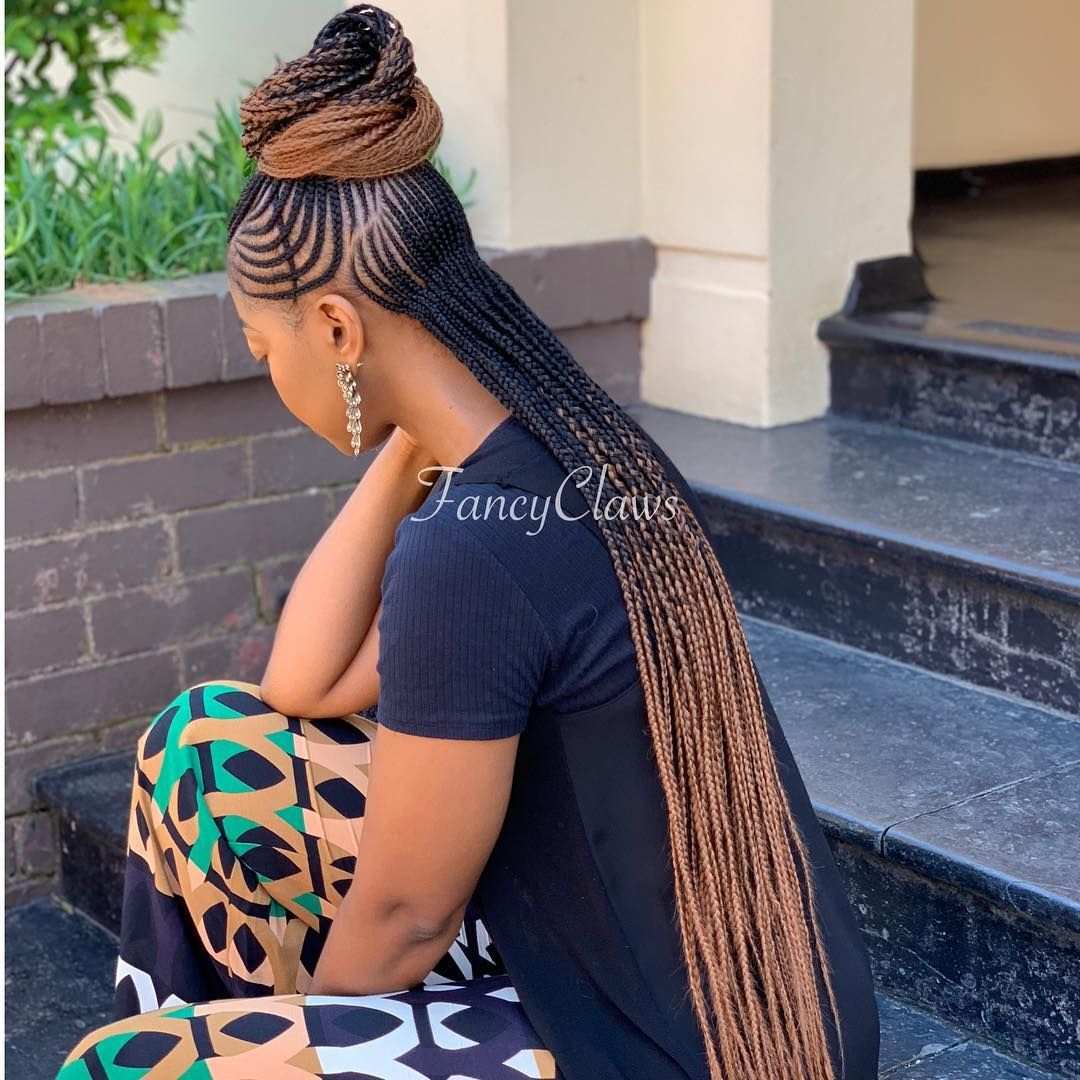Latest Ghana Weaving hairstyleforblackwomen.net 149