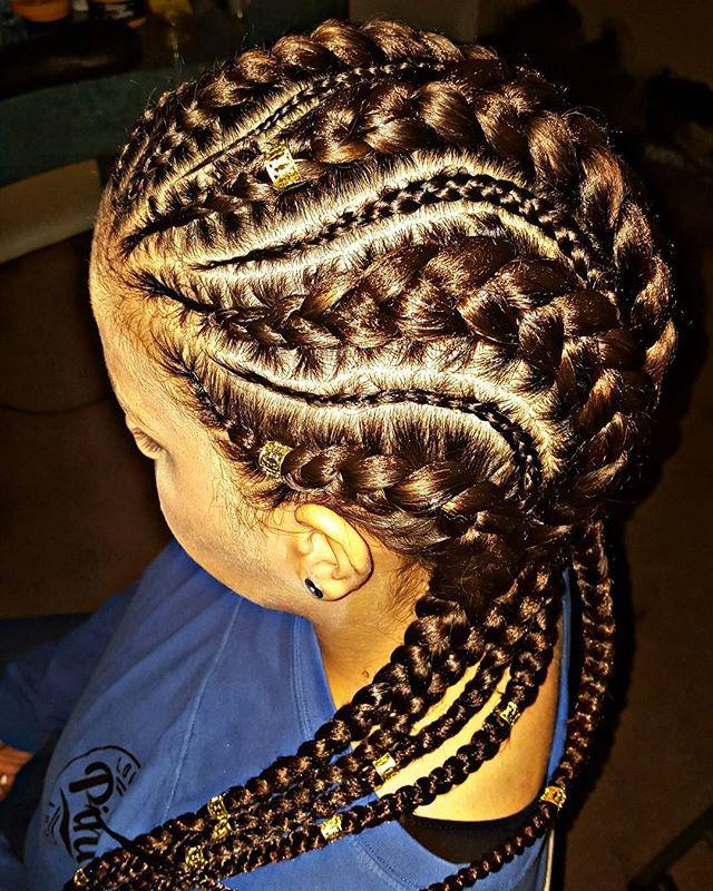 Latest Ghana Weaving hairstyleforblackwomen.net 197