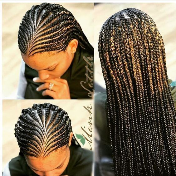 Latest Ghana Weaving hairstyleforblackwomen.net 2