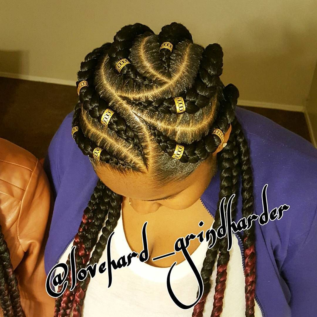 Latest Ghana Weaving hairstyleforblackwomen.net 308