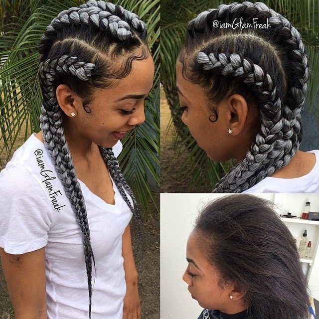 Latest Ghana Weaving hairstyleforblackwomen.net 375