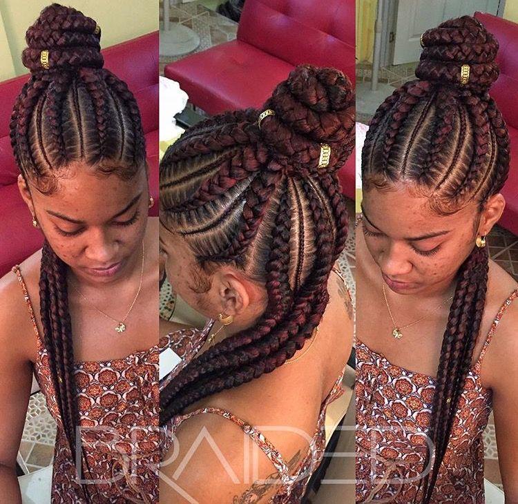 Latest Ghana Weaving hairstyleforblackwomen.net 387