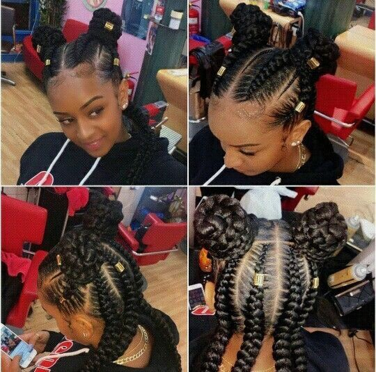 Latest Ghana Weaving hairstyleforblackwomen.net 398