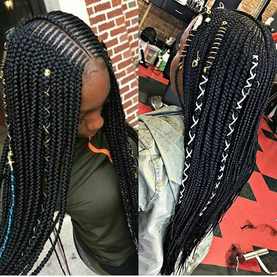 Latest Ghana Weaving hairstyleforblackwomen.net 401
