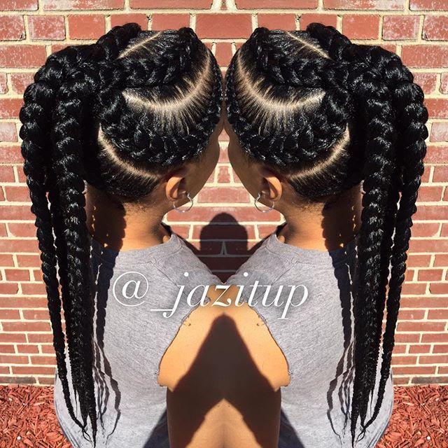 Latest Ghana Weaving hairstyleforblackwomen.net 405