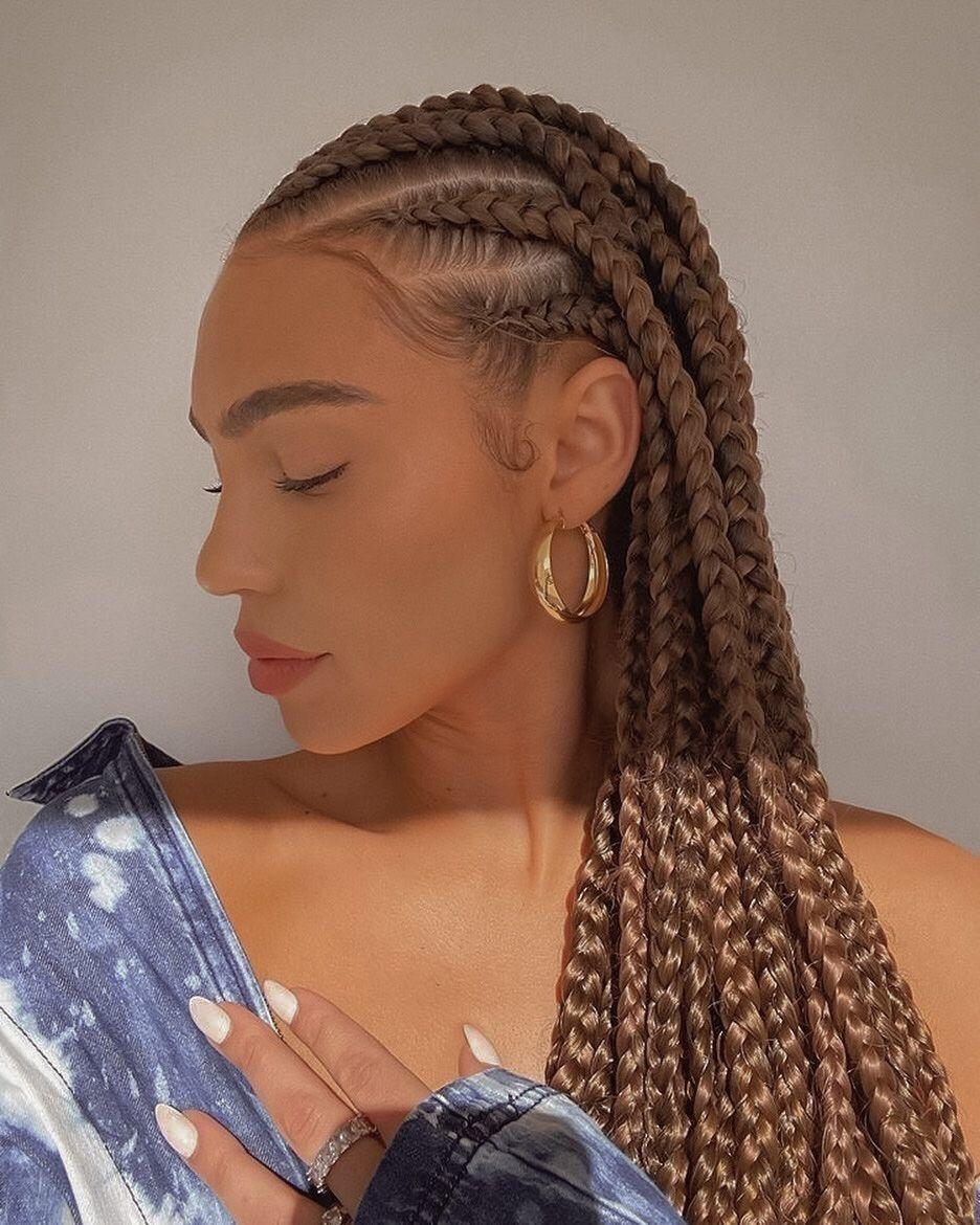 Latest Ghana Weaving hairstyleforblackwomen.net 443