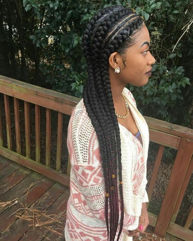 Latest Ghana Weaving hairstyleforblackwomen.net 456