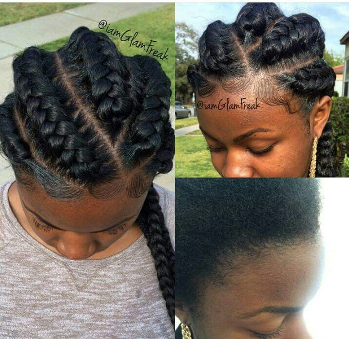 Latest Ghana Weaving hairstyleforblackwomen.net 460