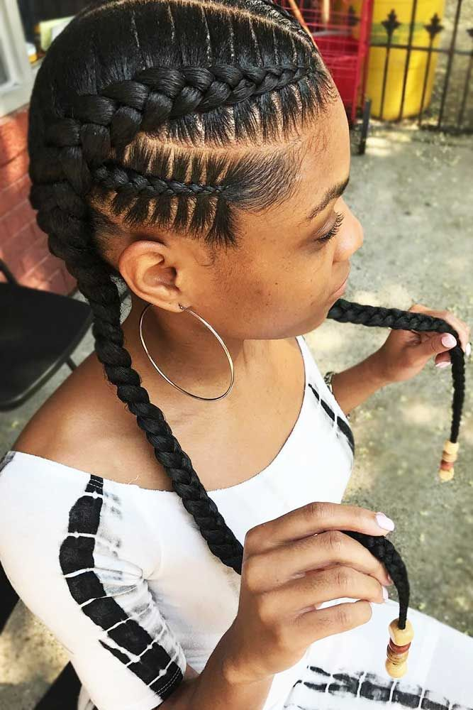 Latest Ghana Weaving hairstyleforblackwomen.net 462