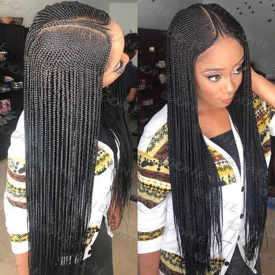 Latest Ghana Weaving hairstyleforblackwomen.net 489
