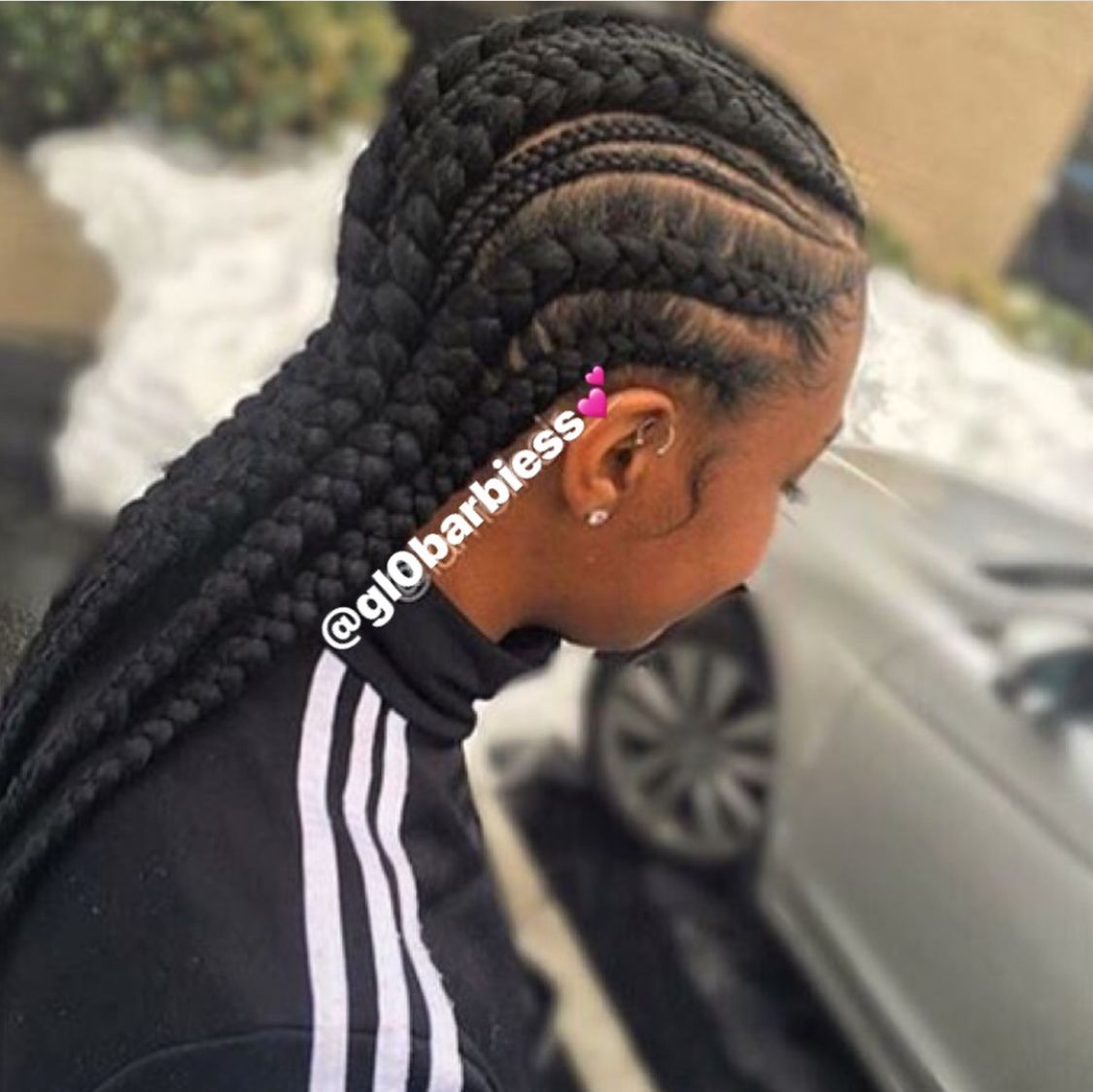 Latest Ghana Weaving hairstyleforblackwomen.net 499