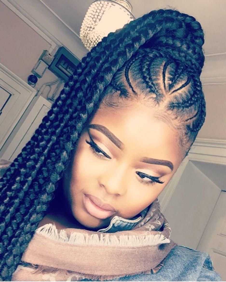 Latest Ghana Weaving hairstyleforblackwomen.net 521