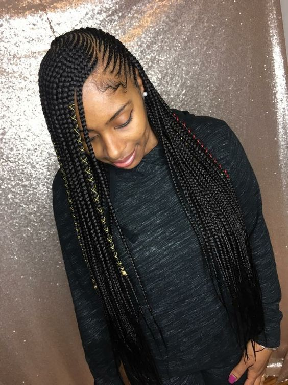 Latest Ghana Weaving hairstyleforblackwomen.net 533