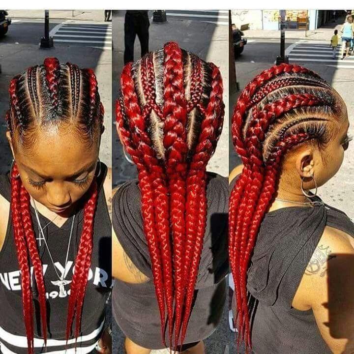 Latest Ghana Weaving hairstyleforblackwomen.net 553
