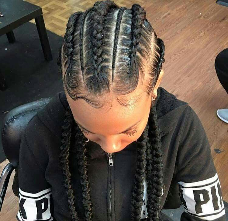 Latest Ghana Weaving hairstyleforblackwomen.net 580