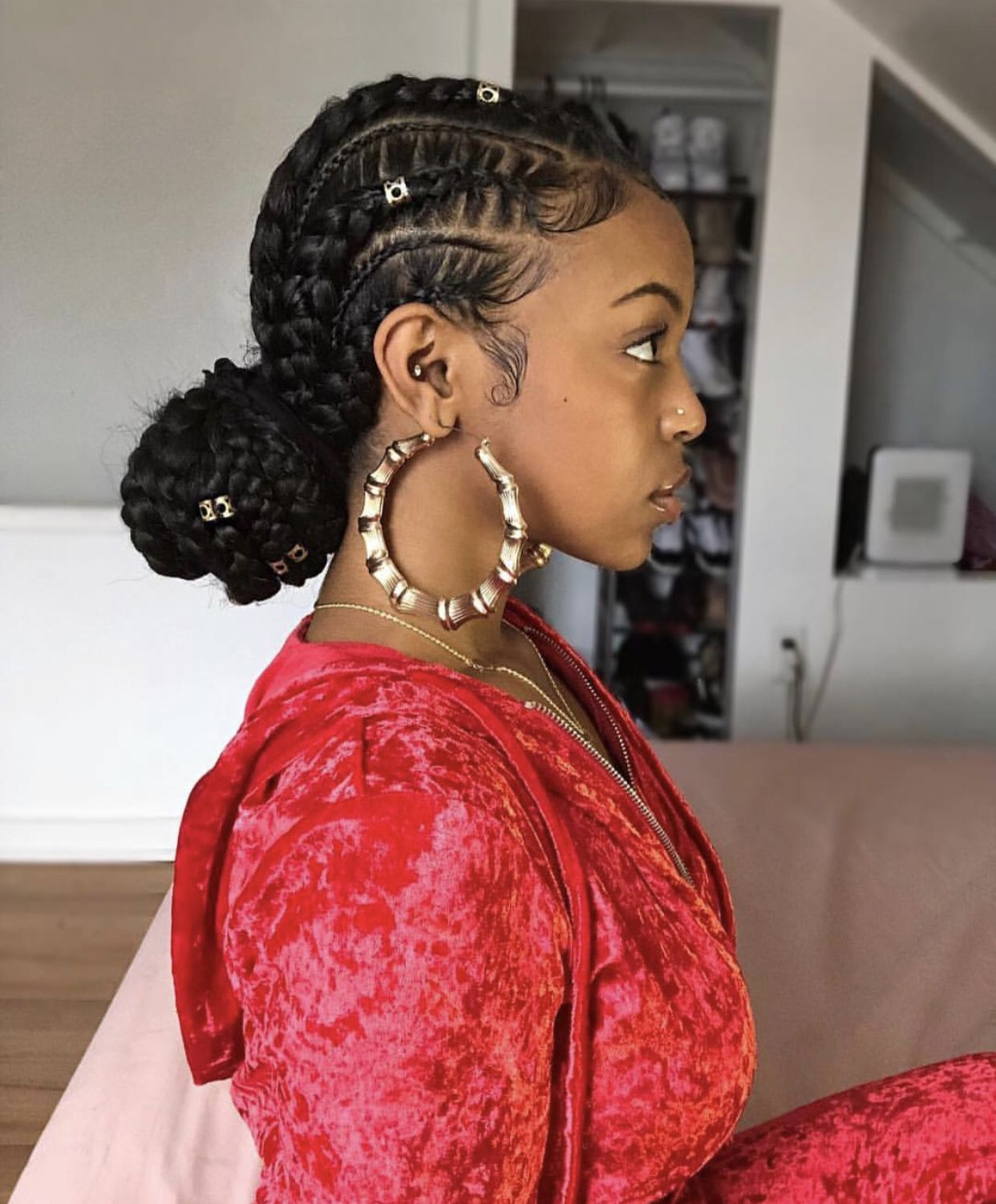 Latest Ghana Weaving hairstyleforblackwomen.net 60