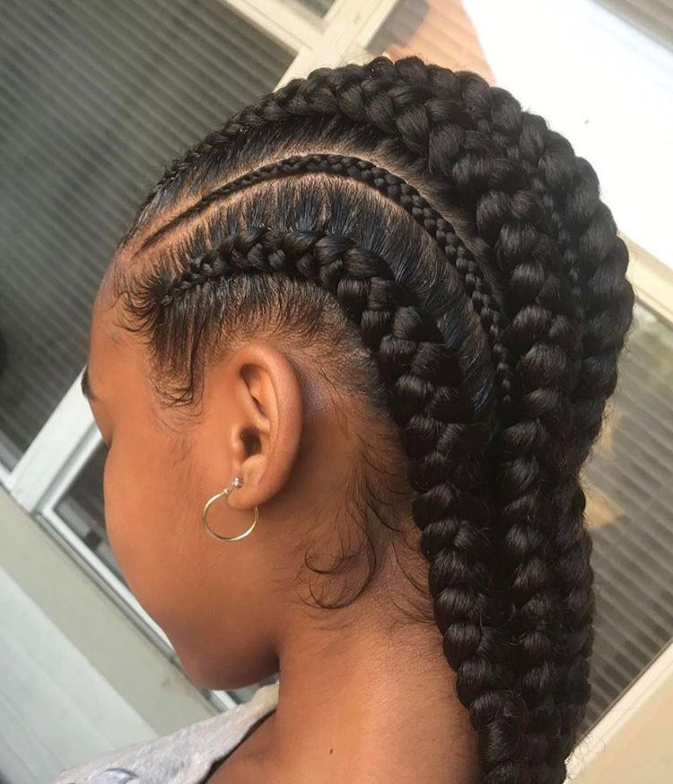 Latest Ghana Weaving hairstyleforblackwomen.net 629