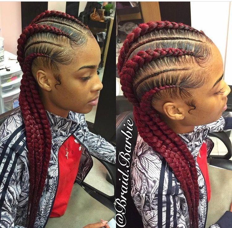 Latest Ghana Weaving hairstyleforblackwomen.net 630