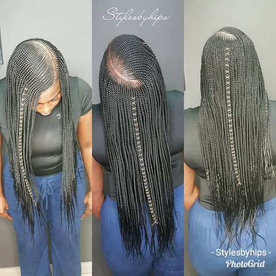 Latest Ghana Weaving hairstyleforblackwomen.net 92