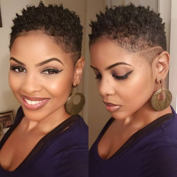 Natural Haircuts on nstagram Gorgeous Queen naturalhaircuts naturalcolor healthyhair blackwomenwithcolor naturallyshesdope cutlife beyoce rihanna