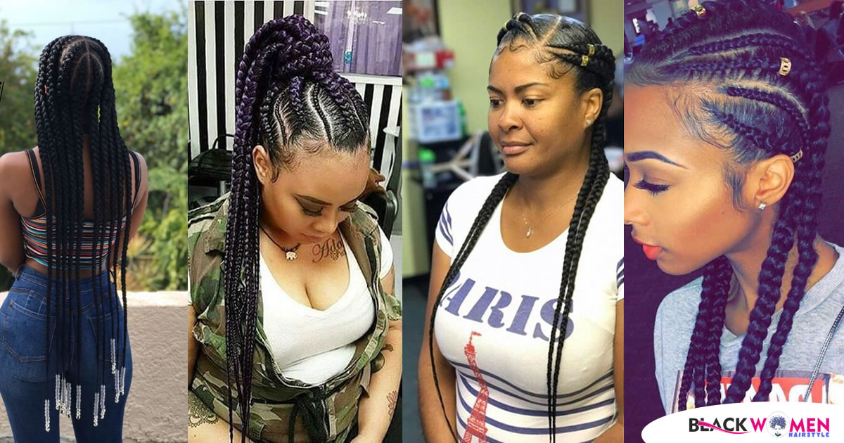 Stylish Black Braided Hairstyles to Rock this Summer