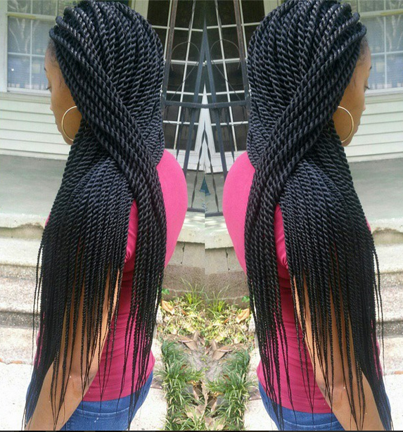 Twist Braids Hairstyles hairstyleforblackwomen.net 25