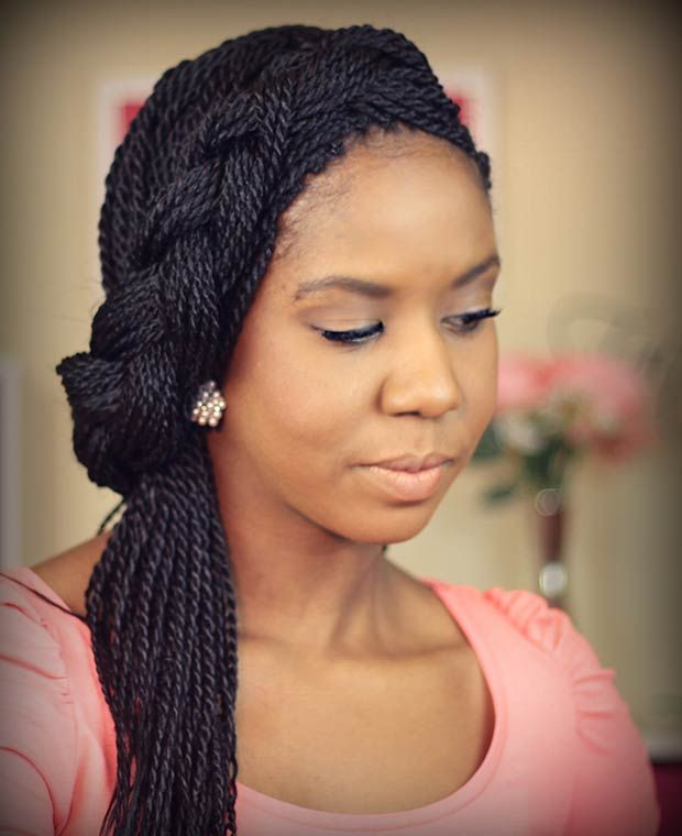 Twist Braids Hairstyles hairstyleforblackwomen.net 27