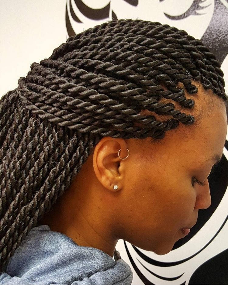 Twist Braids Hairstyles hairstyleforblackwomen.net 39