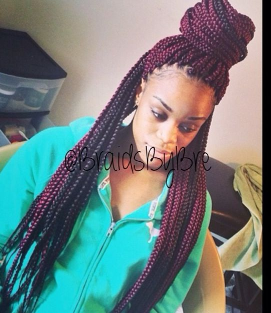 Twist Braids Hairstyles hairstyleforblackwomen.net 45