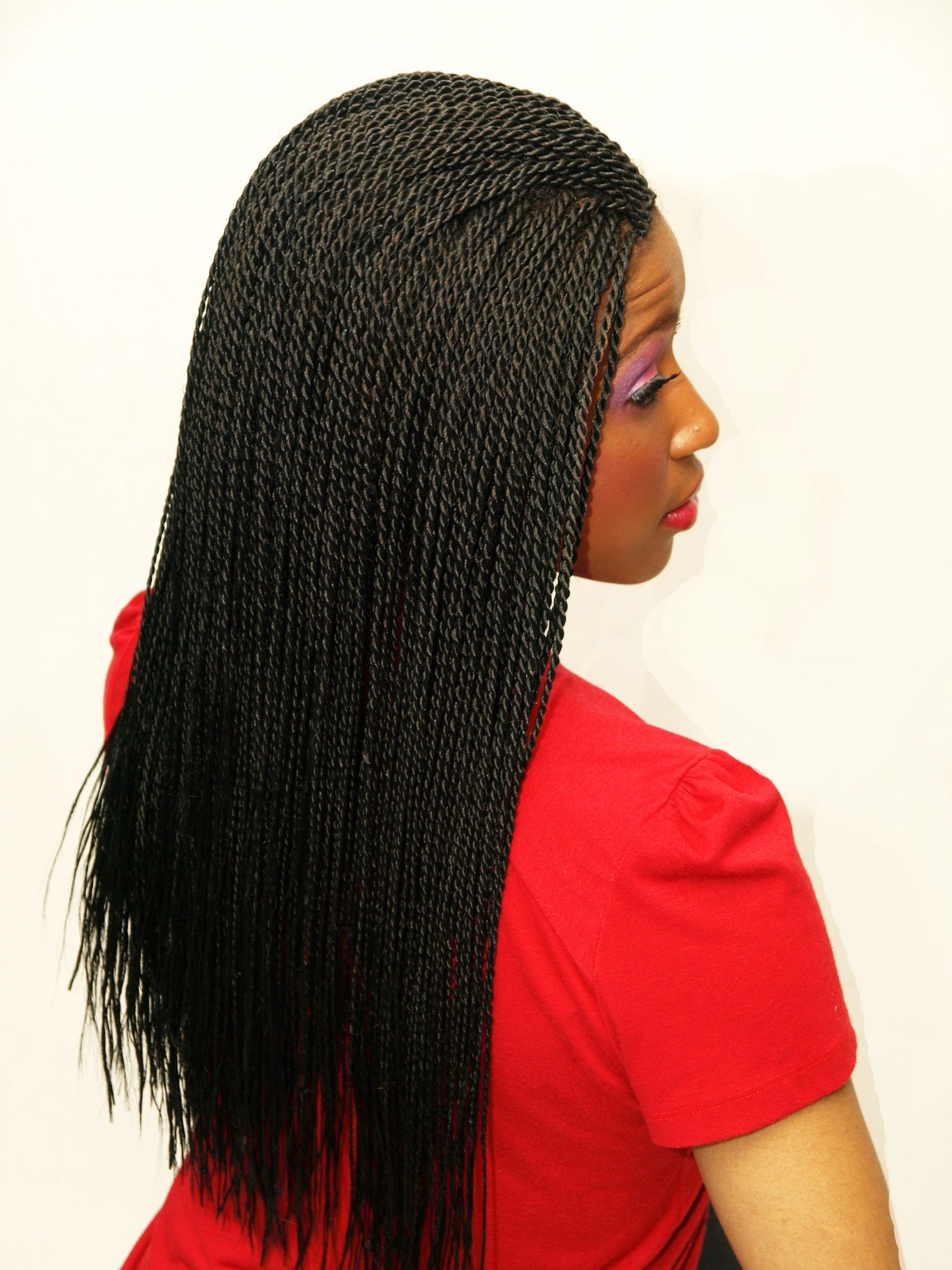 Twist Braids Hairstyles hairstyleforblackwomen.net 67 scaled