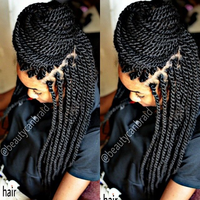 Twist Braids Hairstyles hairstyleforblackwomen.net 69