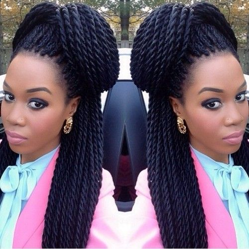 Twist Braids Hairstyles hairstyleforblackwomen.net 75