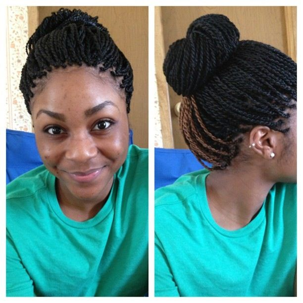 Twist Braids Hairstyles hairstyleforblackwomen.net 76