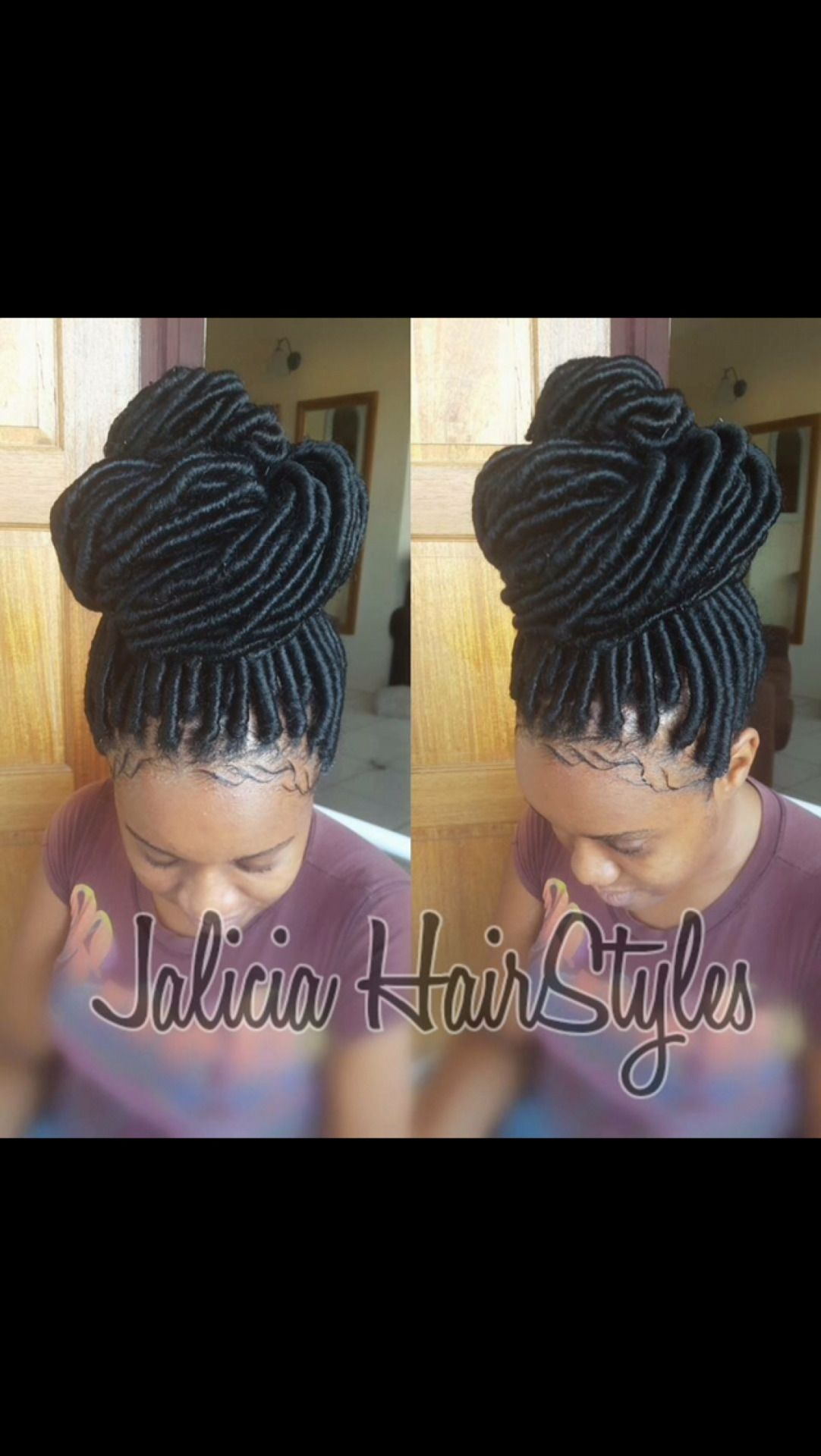 Twist Braids Hairstyles hairstyleforblackwomen.net 8