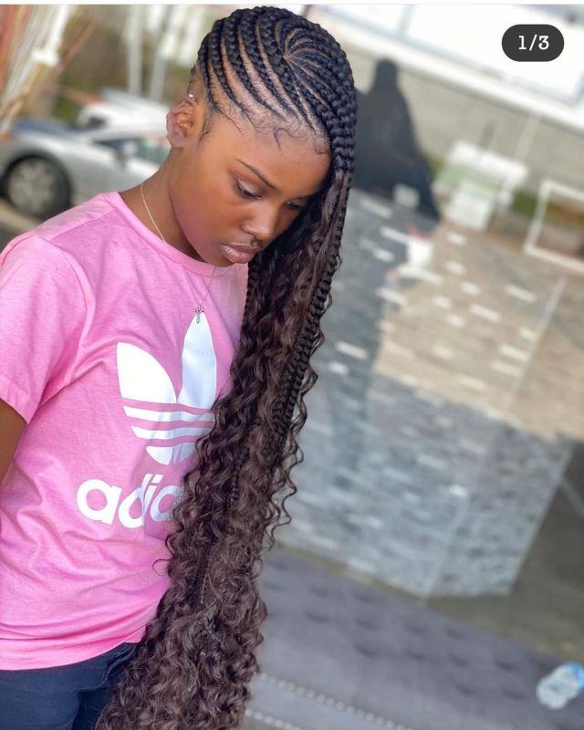 trending ghana braids hairstyles 10 1