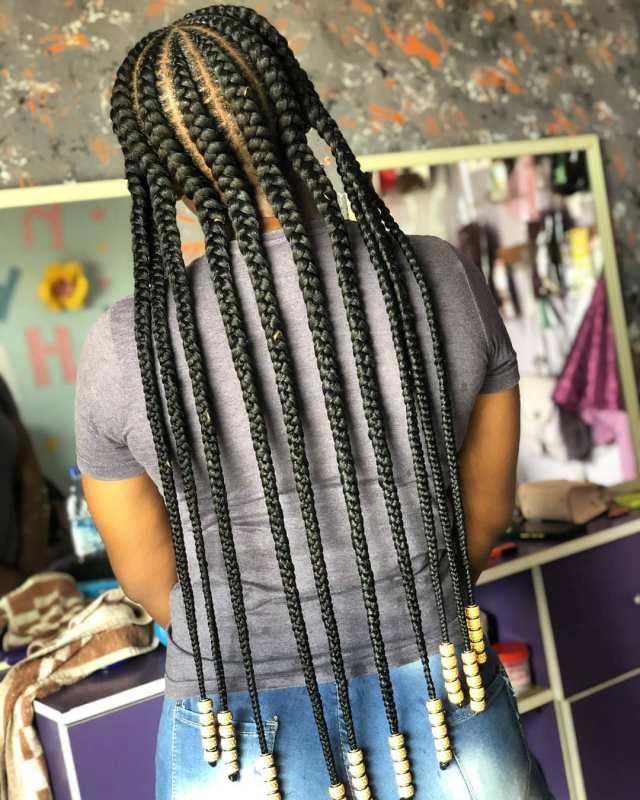 trending ghana braids hairstyles 15 1